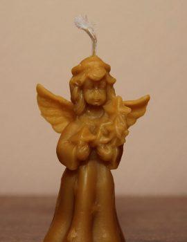 kaars-engel